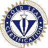 Gold Seal Certification Logo