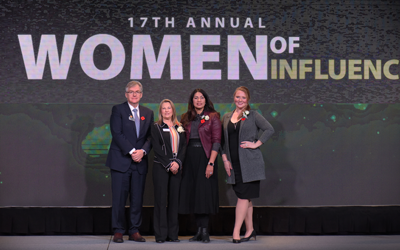 Edwards celebrates women of influence at 17th annual event