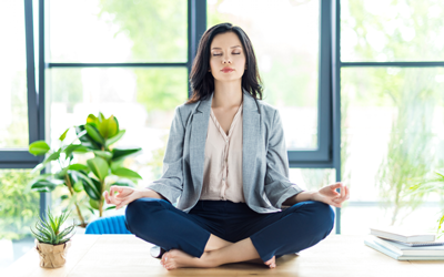 Research finds impacts of mindfulness and leadership style on employees' well-being